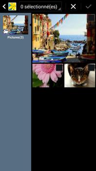 Samsung Galaxy Note 3 - Contact, Appels, SMS/MMS - Envoyer un MMS - Étape 18
