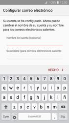 Samsung Galaxy S6 - E-mail - Configurar Yahoo! - Paso 9