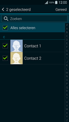 Samsung G900F Galaxy S5 - Contacten en data - Contacten kopiëren van SIM naar toestel - Stap 11