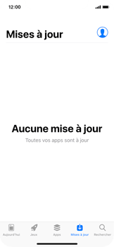 Apple iPhone X - Applications - Télécharger des applications - Étape 7