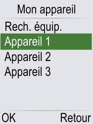 Doro Phone Easy 621 - Photos, vidéos, musique - Envoyer une photo via Bluetooth - Étape 13