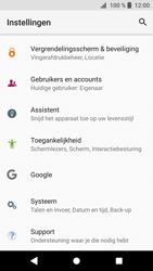 Sony Xperia XZ1 (G8341) - Beveiliging en ouderlijk toezicht - Hoe wijzig ik mijn SIM PIN-code - Stap 4