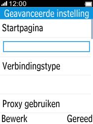 Alcatel 2045 (2045X) - Internet - Handmatig instellen - Stap 13