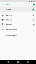 LG Nexus 5X - Android Oreo - Wifi - configuration manuelle - Étape 6