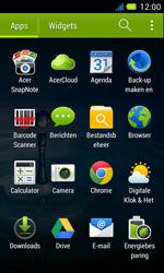 Acer Liquid Z4 - E-mail - Hoe te versturen - Stap 3