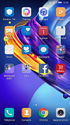 Honor 9 - E-mails - Ajouter ou modifier votre compte Yahoo - Étape 3