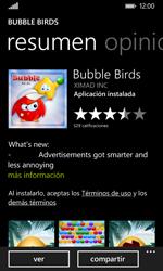 Nokia Lumia 635 - Aplicaciones - Descargar aplicaciones - Paso 17