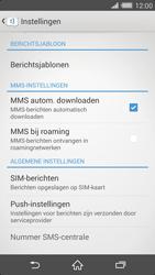 Sony D6503 Xperia Z2 - MMS - probleem met ontvangen - Stap 7