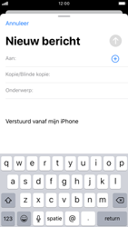 Apple iPhone 6s - iOS 13 - E-mail - e-mail versturen - Stap 3