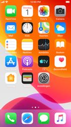 Apple iPhone 7 - iOS 13 - Data - maak een back-up met je account - Stap 2