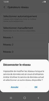 Samsung Galaxy S9 Android Pie - Réseau - utilisation à l'étranger - Étape 14