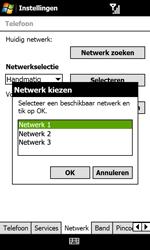 HTC T7373 Touch Pro II - Buitenland - Bellen, sms en internet - Stap 11