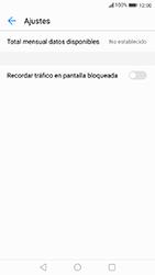Huawei P10 Lite - Internet - Ver uso de datos - Paso 5