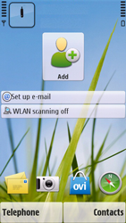 Nokia C5-03 - Email - Sending an email message - Step 1
