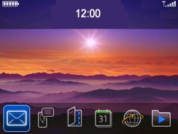 BlackBerry 9300 Curve 3G - E-mail - Algemene uitleg - Stap 1