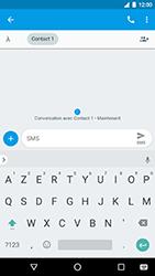 LG Nexus 5X - Android Oreo - MMS - envoi d'images - Étape 6