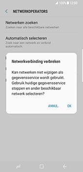 Samsung Galaxy S8 - Bellen - in het buitenland - Stap 11