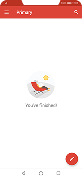 Huawei Mate 20 Pro - Email - 032a. Email wizard - Gmail - Step 6