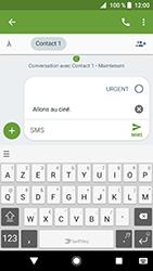 Sony Xperia XZ Premium - Android Oreo - MMS - envoi d'images - Étape 8
