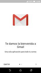 HTC One A9 - E-mail - Configurar Gmail - Paso 5