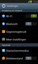 Samsung I8190 Galaxy S III Mini - Bluetooth - Aanzetten - Stap 3