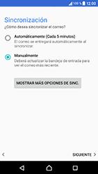 Sony Xperia XA1 - E-mail - Configurar correo electrónico - Paso 21