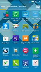 Alcatel OT-5036X Pop C5 - Applicaties - Downloaden - Stap 3