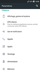 HTC U Play - Applications - Supprimer une application - Étape 4