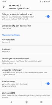 Sony xperia-xz3-dual-sim-model-h9438 - E-mail - Instellingen KPNMail controleren - Stap 16
