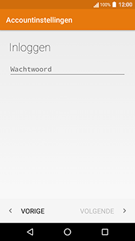 Acer Liquid Zest 4G Plus - E-mail - Handmatig instellen - Stap 9
