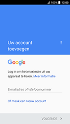 HTC U Play - Applicaties - Account aanmaken - Stap 4