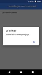 Sony xperia-xa1-g3121-android-oreo - Voicemail - Handmatig instellen - Stap 11