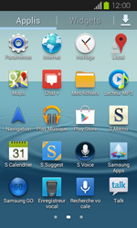 Samsung I8730 Galaxy Express - Internet - Configuration manuelle - Étape 17