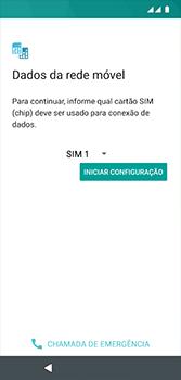 Motorola Moto G7 - Primeiros passos - Como ativar seu aparelho - Etapa 7
