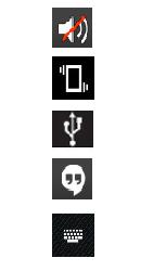 LG G2 - Premiers pas - Comprendre les icônes affichés - Étape 12