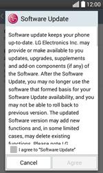 LG H220 Joy - Network - Installing software updates - Step 8
