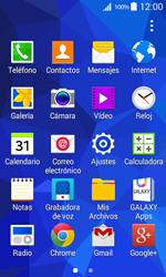 Samsung Galaxy Core Prime - Red - Seleccionar el tipo de red - Paso 3