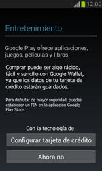 Samsung Galaxy S3 Mini - Primeros pasos - Activar el equipo - Paso 19