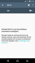 Sony Xperia XZ Premium (G8141) - WiFi - Verbinden met een netwerk - Stap 5