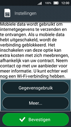 Doro 8031 - Internet - Handmatig instellen - Stap 7