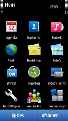 Nokia C7-00 - E-mail - e-mail versturen - Stap 2