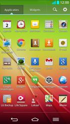 LG G2 - Contacten en data - Contacten kopiëren van SIM naar toestel - Stap 3