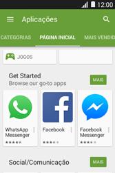 Samsung Galaxy Young II - Aplicações - Como pesquisar e instalar aplicações -  5