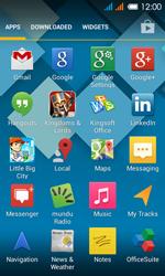 Alcatel OT-4033X Pop C3 - Mms - Sending a picture message - Step 2