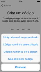 Apple iPhone 5s iOS 9 - Primeiros passos - Como ligar o telemóvel pela primeira vez -  14