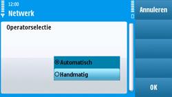 Nokia N97 - Netwerk - gebruik in het buitenland - Stap 10