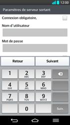 LG G2 - E-mail - Configuration manuelle - Étape 15