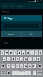 Samsung G850F Galaxy Alpha - MMS - Manual configuration - Step 13