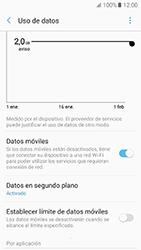 Samsung Galaxy A5 (2017) (A520) - Internet - Ver uso de datos - Paso 9