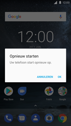 Nokia 5 - Internet - handmatig instellen - Stap 34